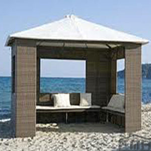 Outdoor Furniture, Wicker Furniture, Cabana & Gazebo