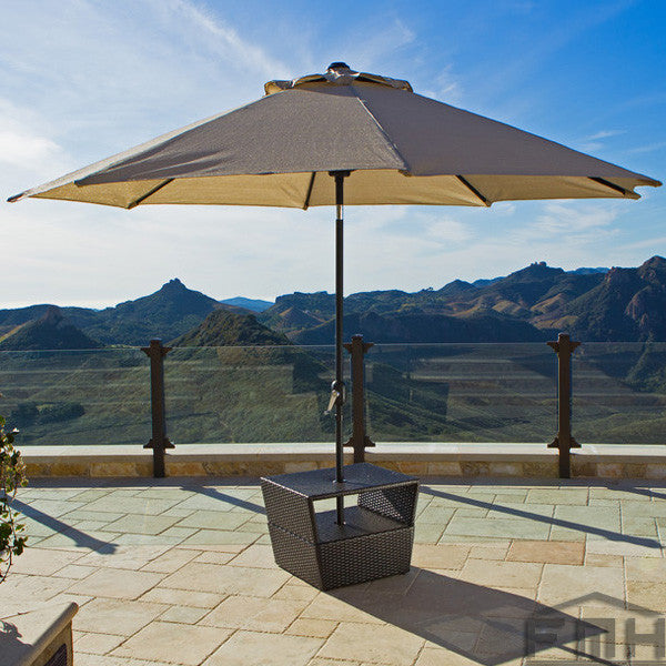 Garden Umbrella for Terrace & Patio