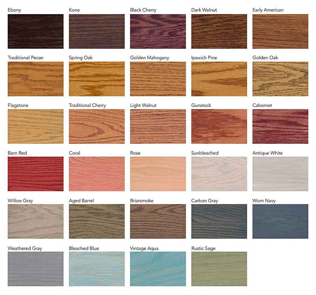 EXTERIOR WOODEN FINISH FROM LUXOX