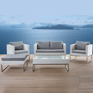 Outdoor Furniture - Wicker Sofa - Elite