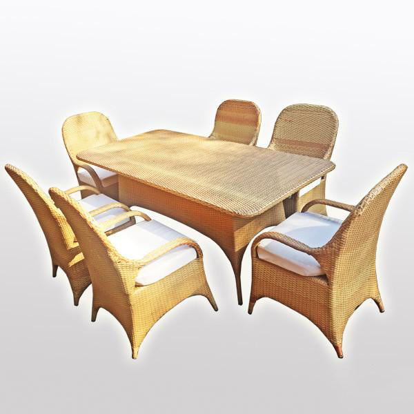Outdoor Furniture - Dining Set - Aster