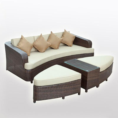 Outdoor Furniture - Day Bed - Bejewel