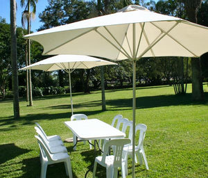 Outdoor Furniture - Umbrella - Mediterranean