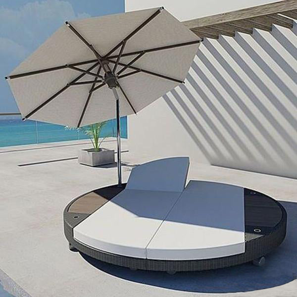 Outdoor Furniture - Sun Lounger - Disk