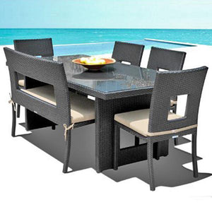 Outdoor Garden Furniture Wicker Furniture For Patio Terrace