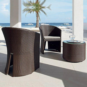 Outdoor Wicker - Stackable Set - Signature