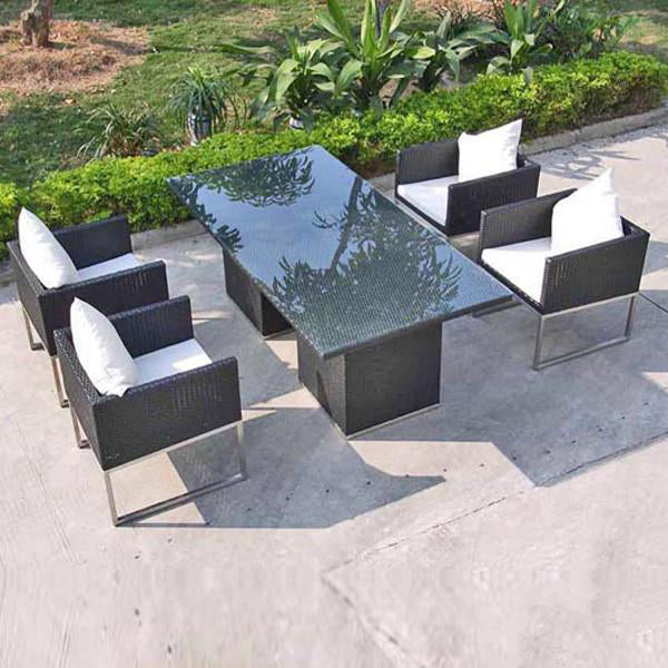 Outdoor Wicker Garden Set -Equator