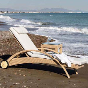 Outdoor Furniture - Sun Lounger - Cerino
