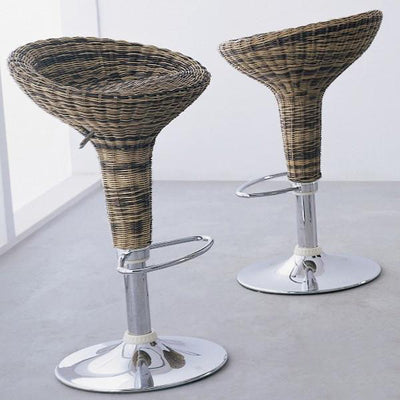 Outdoor Wicker Bar Set - Bloom