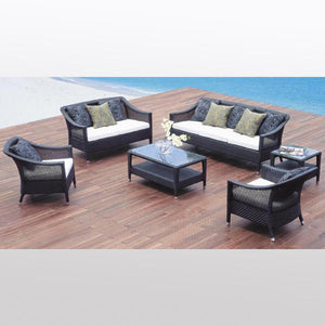 Outdoor Furniture - Wicker Sofa - California
