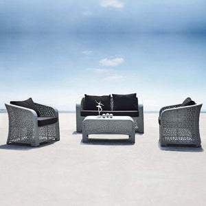 Outdoor Furniture - Wicker Sofa - Bering