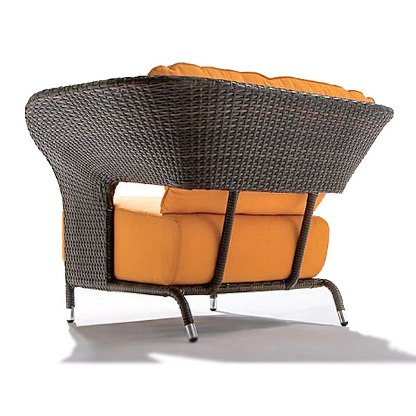 Outdoor Furniture - Wicker Sofa - Chestnut Hills