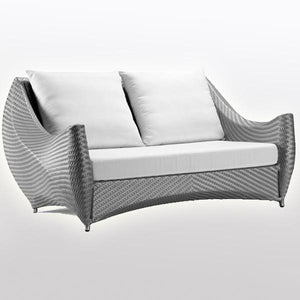 Outdoor Furniture - Wicker Sofa - Vapor