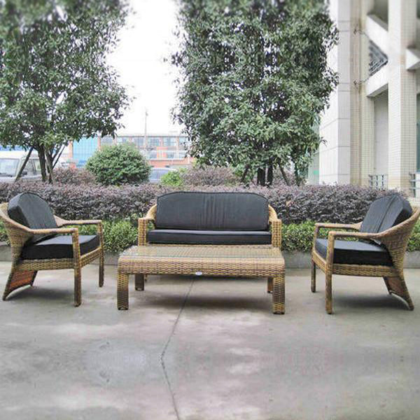 Outdoor Furniture - Wicker Sofa - Manila