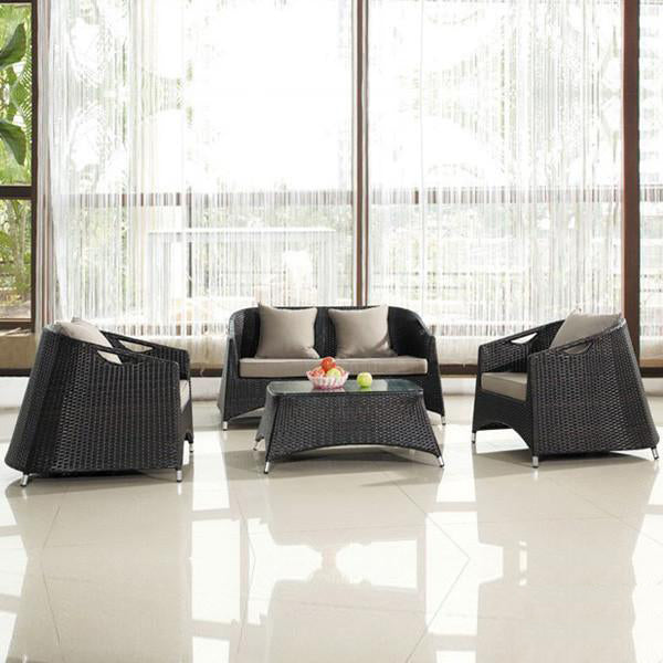 Outdoor Furniture - Wicker Sofa - Toronto