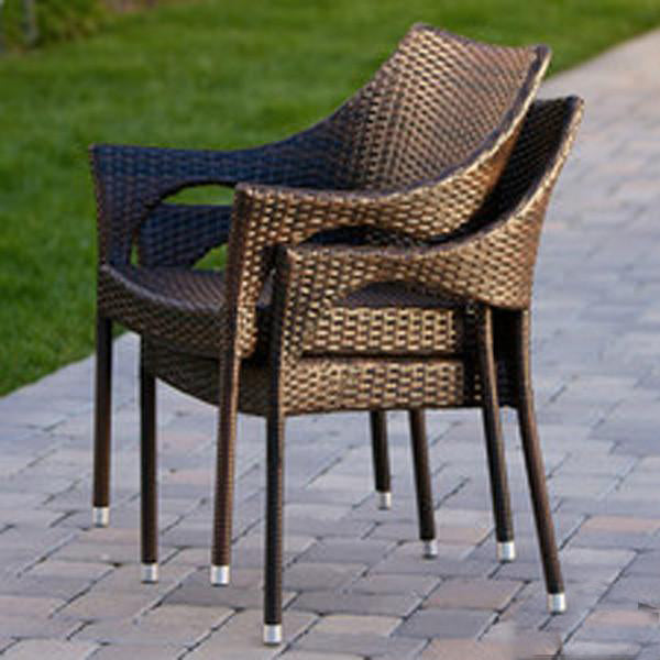 Outdoor Furniture - Wicker Garden Chairs Spartan#7