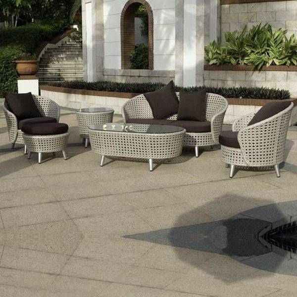 Outdoor Furniture - Wicker Sofa - Twilight