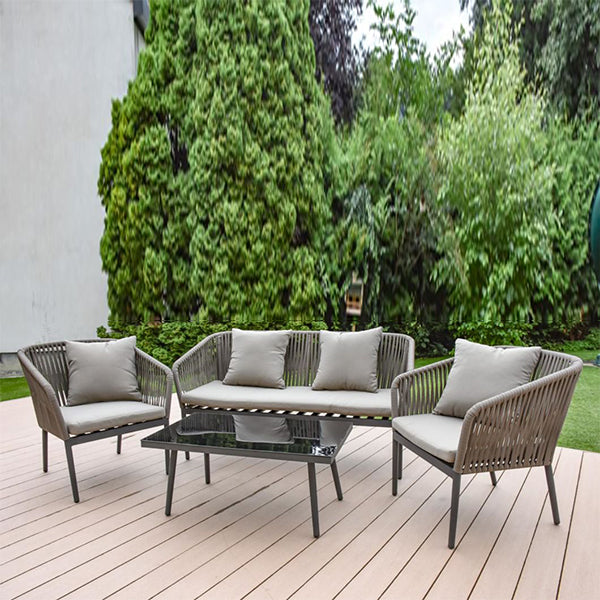 Outdoor-furniture-braid-braided-sofa-set-Caps in india