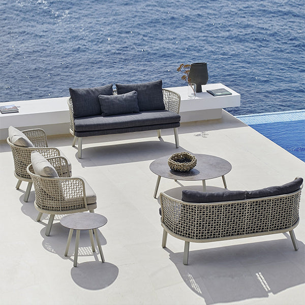 Outdoor-furniture-braid-braided-wooden-sofa-set-Breeze in india