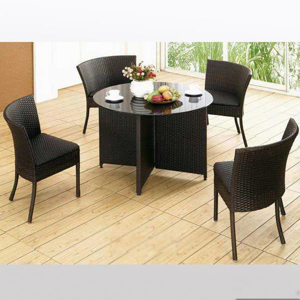 Outdoor Wicker Garden Set - Corporate