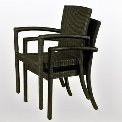Outdoor Wicker Garden Chairs Spartan#3