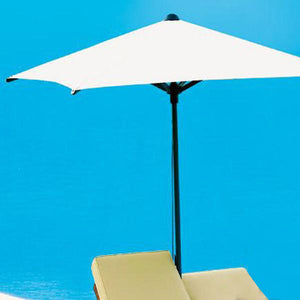 Outdoor Wicker Sun Lounger - Monsoon