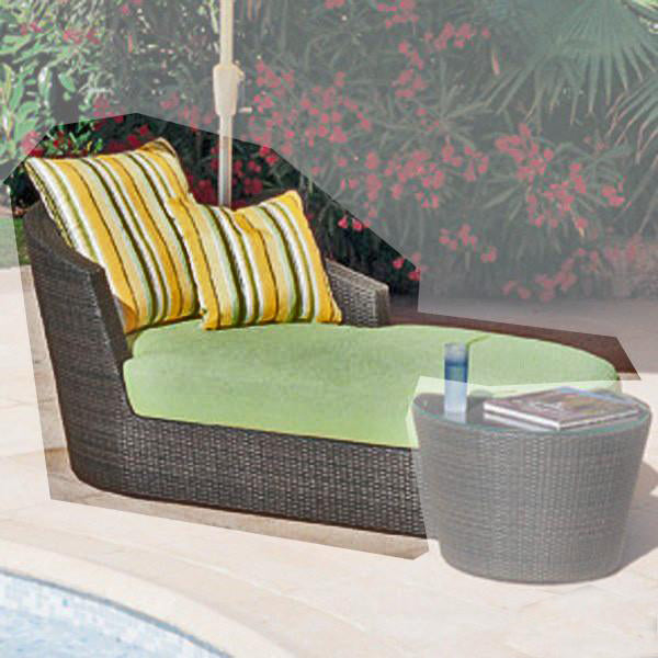 Outdoor Wicker DayBed - Ceylon