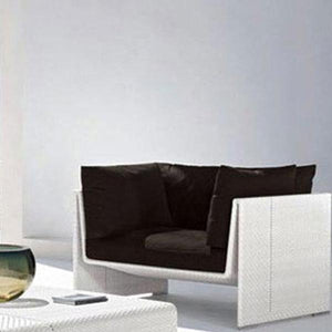 Outdoor Wicker Sofa - Everest