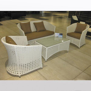 Outdoor Wicker - Sofa Set - Greenland