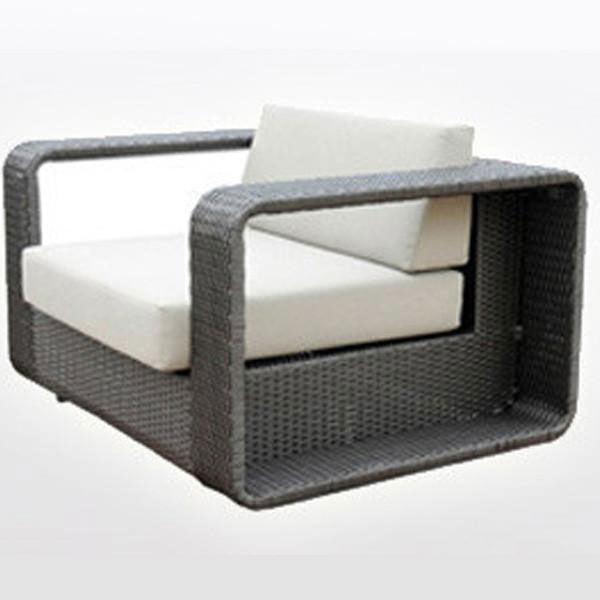Outdoor Wicker Sofa - Morocco