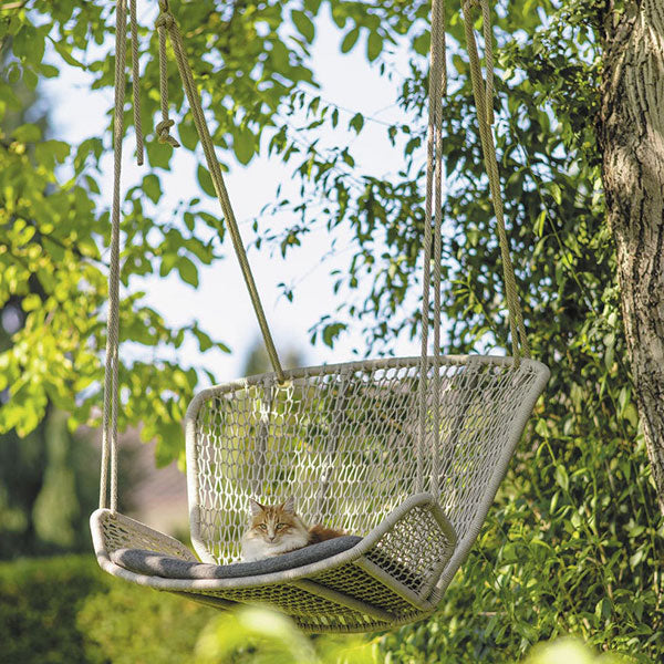 Outdoor Braided & Rope Swing - Sunshine