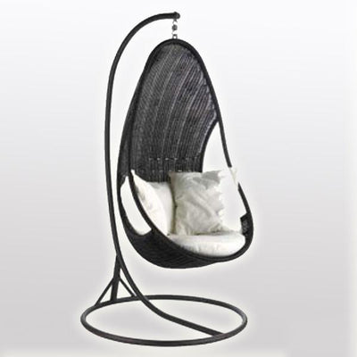 Outdoor Wicker Swing - Zinga