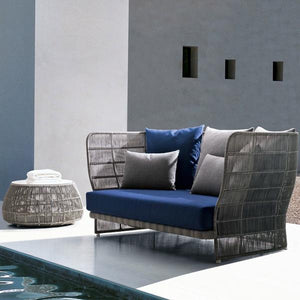 Outdoor Braided, Rope & Cord Couch - Pristine