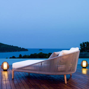 Outdoor Braided & Rope Daybed - Blessy