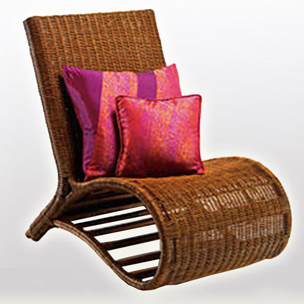 Outdoor Wicker Easy Lazy Chair - Play