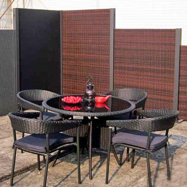 Outdoor Wicker Garden Set - Sport
