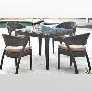 Outdoor Wicker Garden Set - Vision