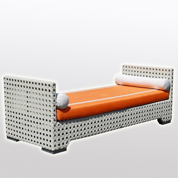 Outdoor Wicker Couch - Veneto