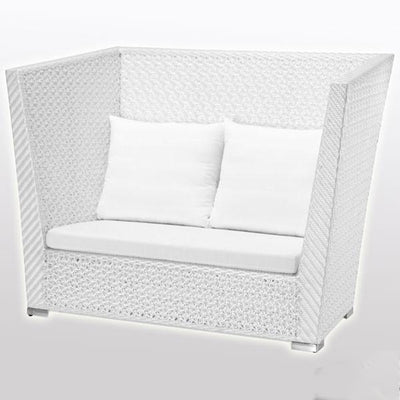 Outdoor Wicker Couch - Pinnacle