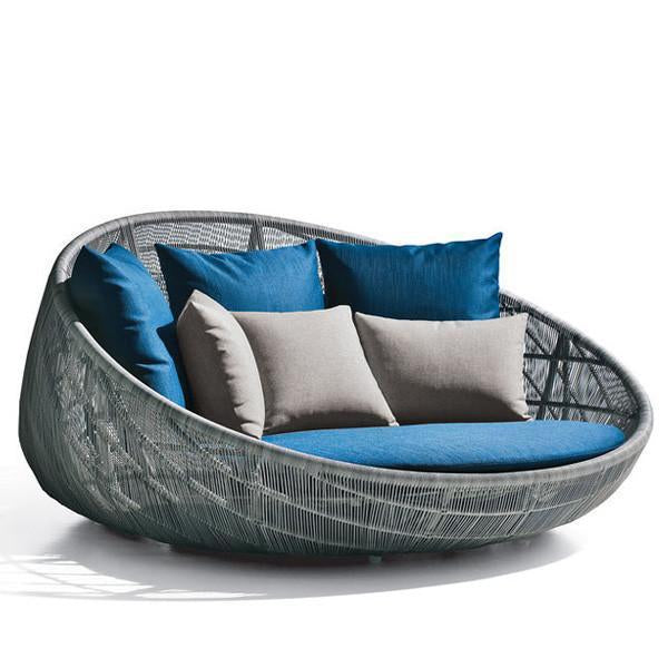 Outdoor Braided & Rope Daybed - Pristine