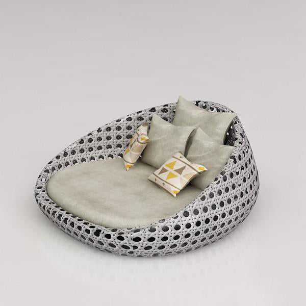 Outdoor Furniture - Day Bed - Melange