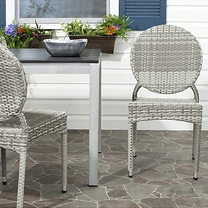 Outdoor Wicker Garden Chairs Spartan#11