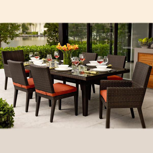 Outdoor Wicker Garden Set -Caliber