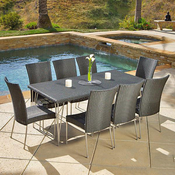 Outdoor Wicker Garden Set -Luxor