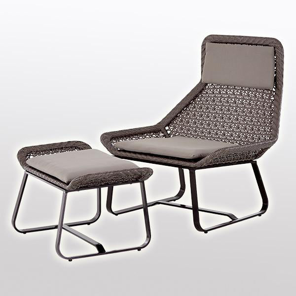 Outdoor Furniture - Easy Lazy Chair - Ferrara