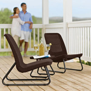 Outdoor Furniture - Easy Lazy Chair - Muskat