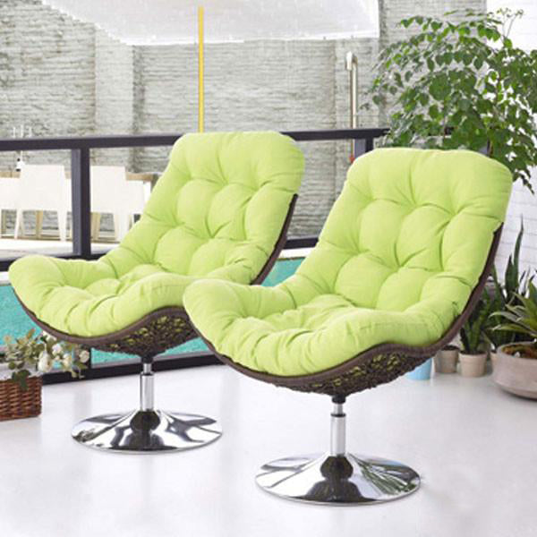 Outdoor Wicker - Gliders - Melange