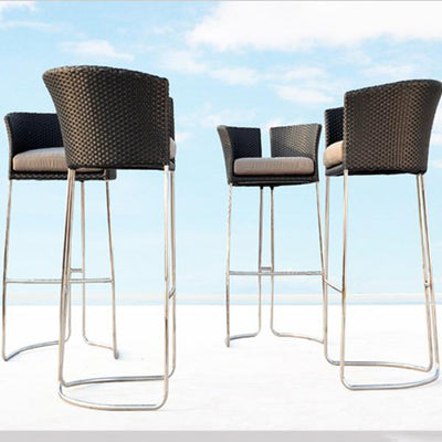 Outdoor Furniture - Wicker Bar Set - Boulevard