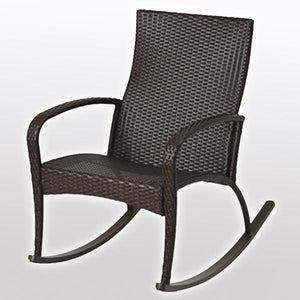 Outdoor Wicker - Rocking Chair - Mobilio