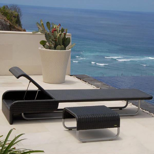 Outdoor Furniture - Sun Lounger - PebbleBay